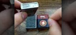 Tell if your Zippo is genuine or counterfeit