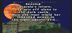 Walkthrough Castlevania as Carrie Fernandez on the Nintendo 64