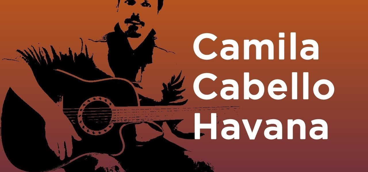 Camila Cabello Havana Easy Guitar Lesson W Chords Fingerstyle