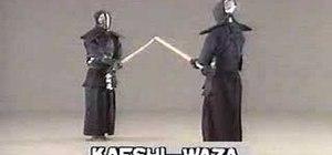 Practice Kendo basics