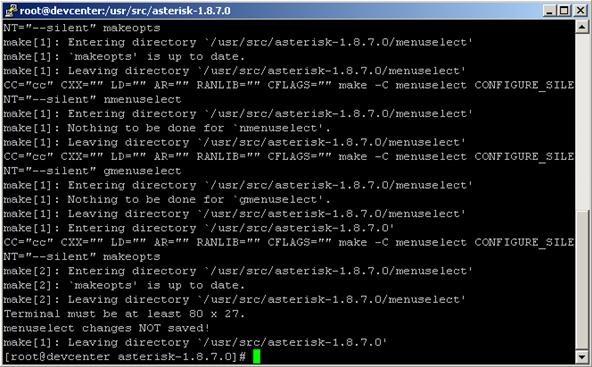 How to Setup an Asterisk Server