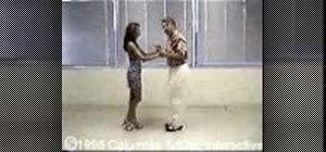 Dothe Salsa ball change step