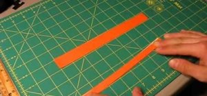 Make easy and quick duct tape shoelaces