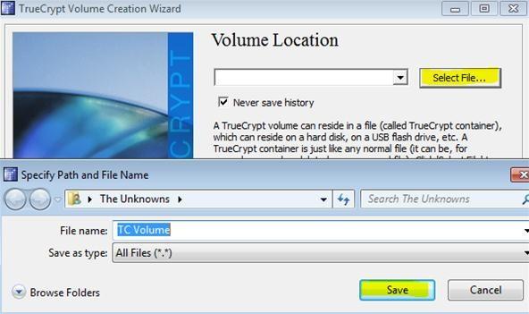 How to Encrypt Your Sensitive Files Using TrueCrypt