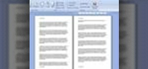 Use general printing options in MS Word 2007