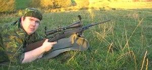 Practice long range shooting