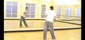 "Do a choreographed hip-hop dance to ""Boom Boom Pow"" by Black Eyed Peas"