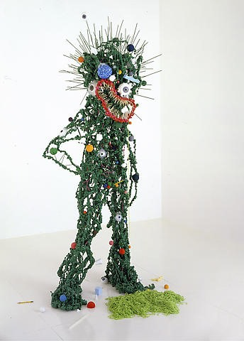 SPLAT! Art Made from Everyday Household Items