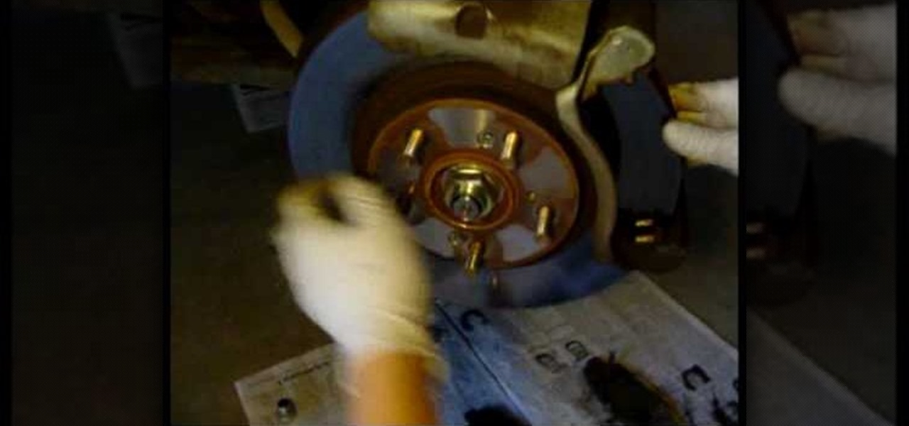 Exceptional How To Change The Brake Pads On A 2003 Honda Pilot « Maintenance ::  WonderHowTo