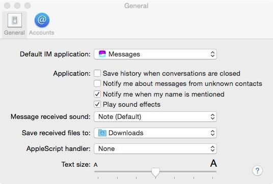 how to receive text messages on mac