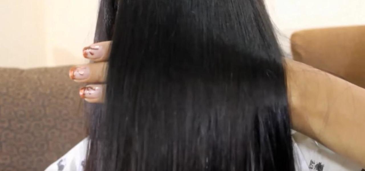 Get Shiny Hair Naturally (For Men & Women)