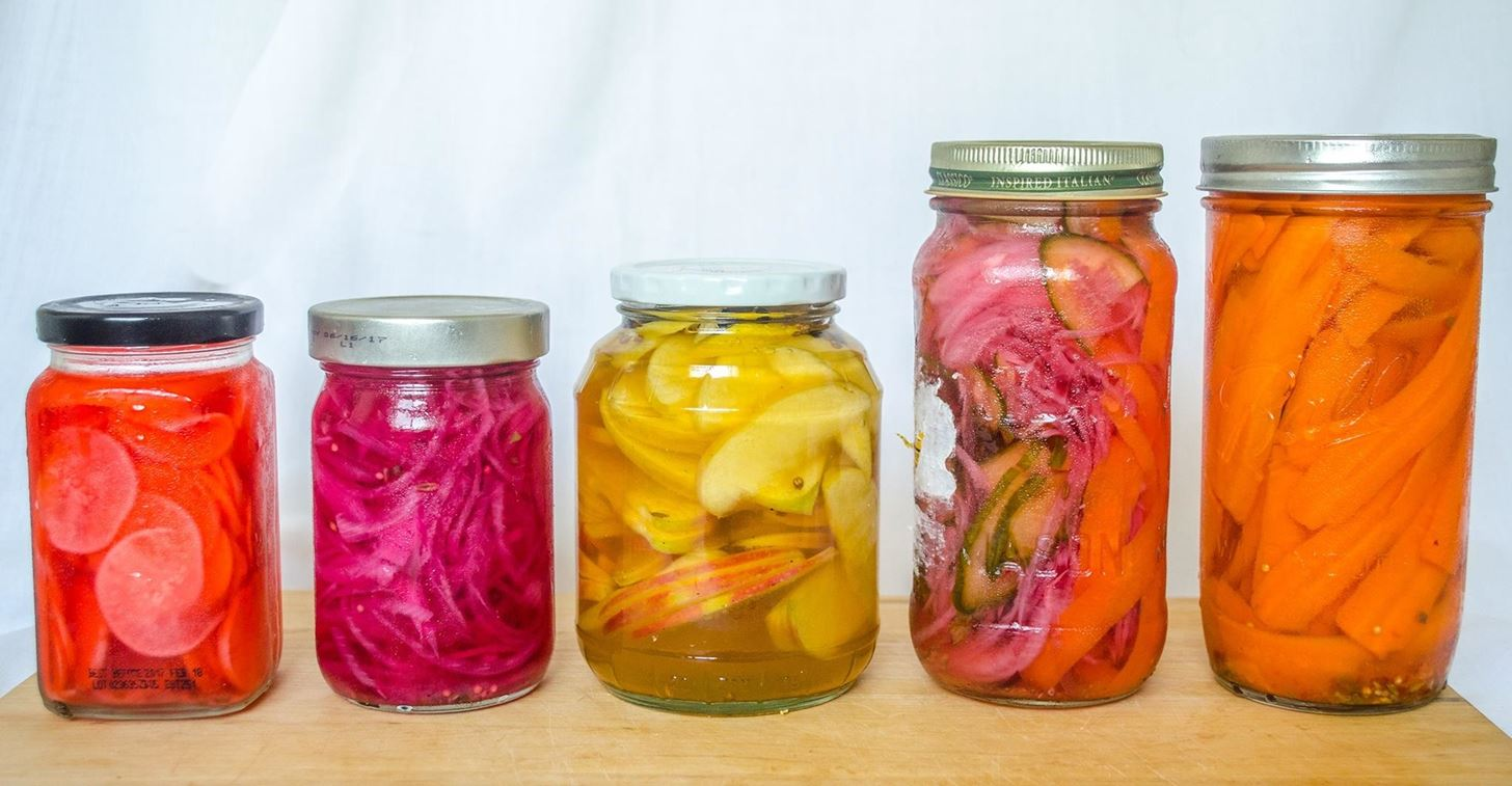 This Formula Creates Perfectly Pickled Fruits & Veggies Every Time