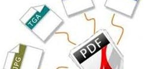 Extract Images and Text From PDF Files