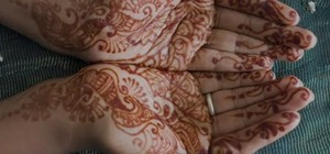 Decorate Your Skin with Henna