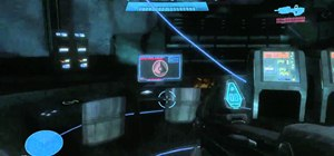 Find the fan tribute room Easter egg in Halo: Reach for the Xbox 360