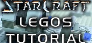 Make a Terran factory with machine shop upgrade from StarCraft 2 out of Legos