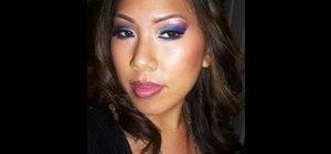 Get a mermaid barbie makeup look with MAC products