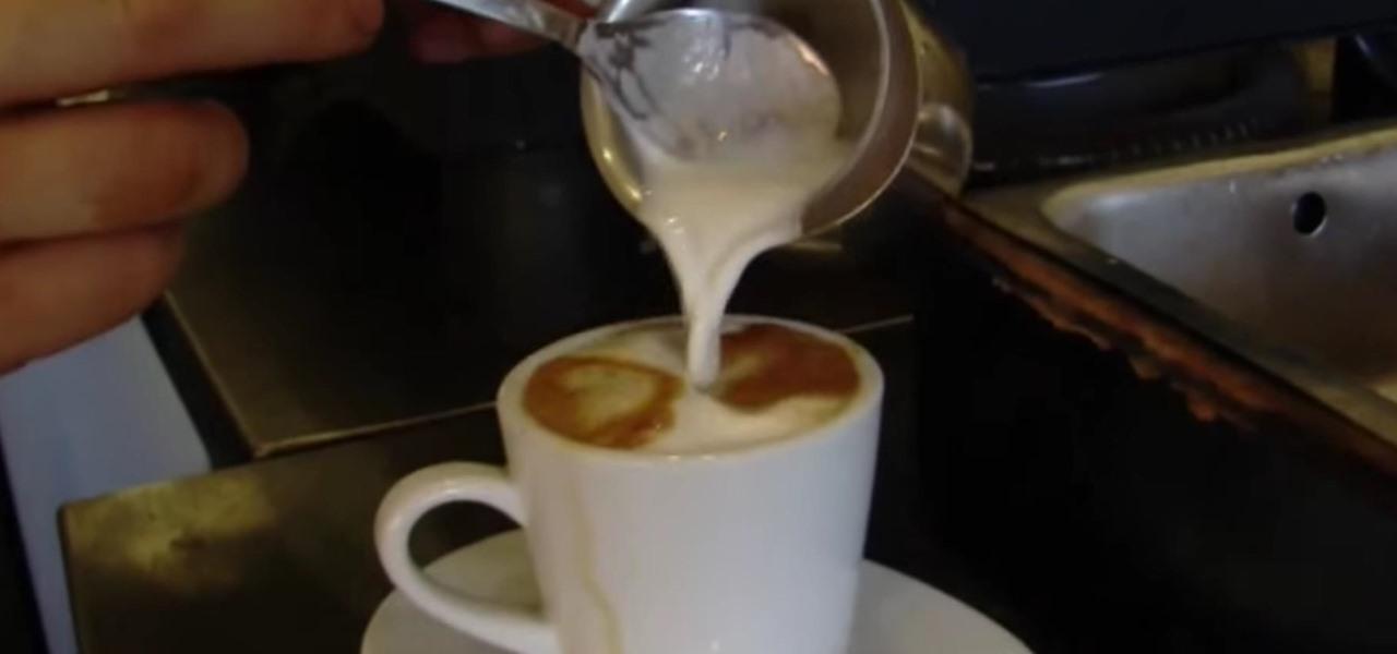 Make a Starbucks-Style Caramel Macchiato at Home