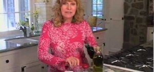"Make ""thirty second"" salad dressing with Jenny Jones"