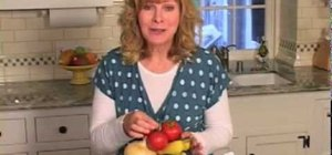 Store vegetables & produce properly with Jenny Jones