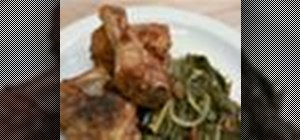 Make a Southern style fried chicken