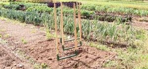 Aerate your soil using a broadfork