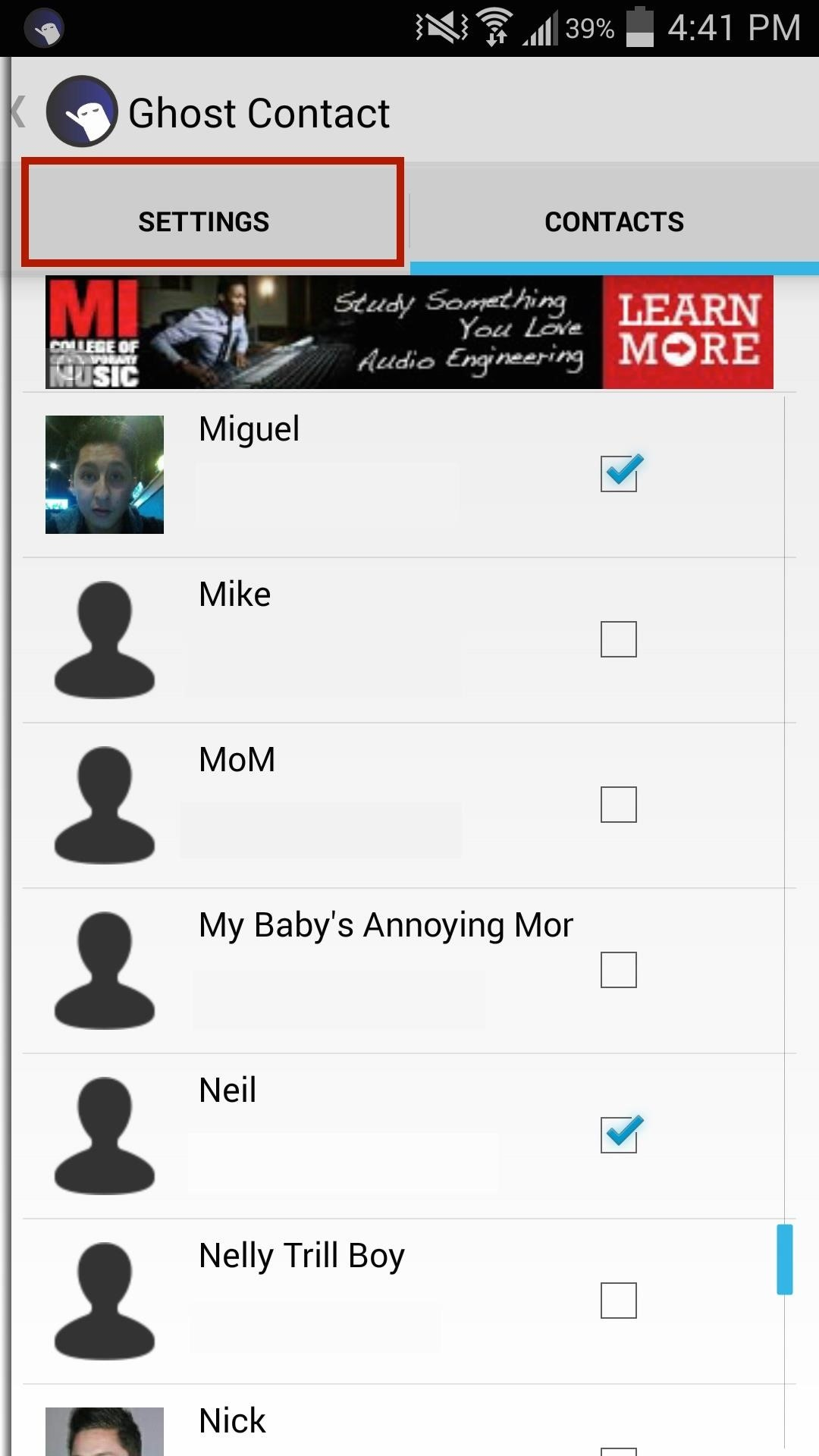 How to Text & Call Favorite Contacts from Within Any App on Your Samsung Galaxy S4