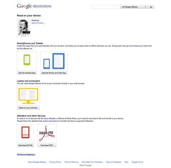 How to Find Google eBooks in the New Google eBookstore (+ Find Free Books to Download)