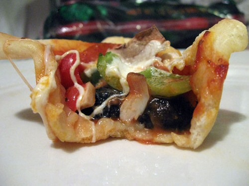 HowTo: Make Mini Pizza Cups