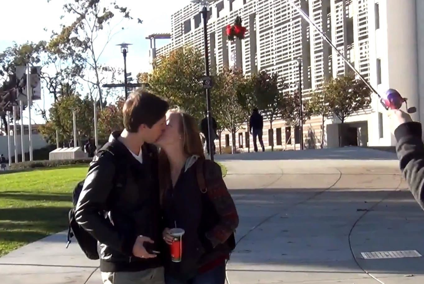 How to Get a Holiday Kiss from Any Girl You Want with This Sneaky Christmas Trick