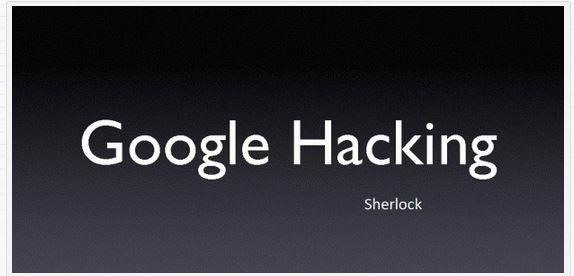 How to Use Google to Hack(Googledorks) « Null Byte :: WonderHowTo