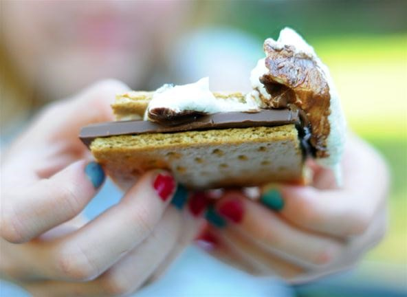 Food Photography Challenge: S'more