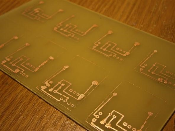 DIY Lab Equipment: How to Etch Your Own Circuit Boards Using a Laser