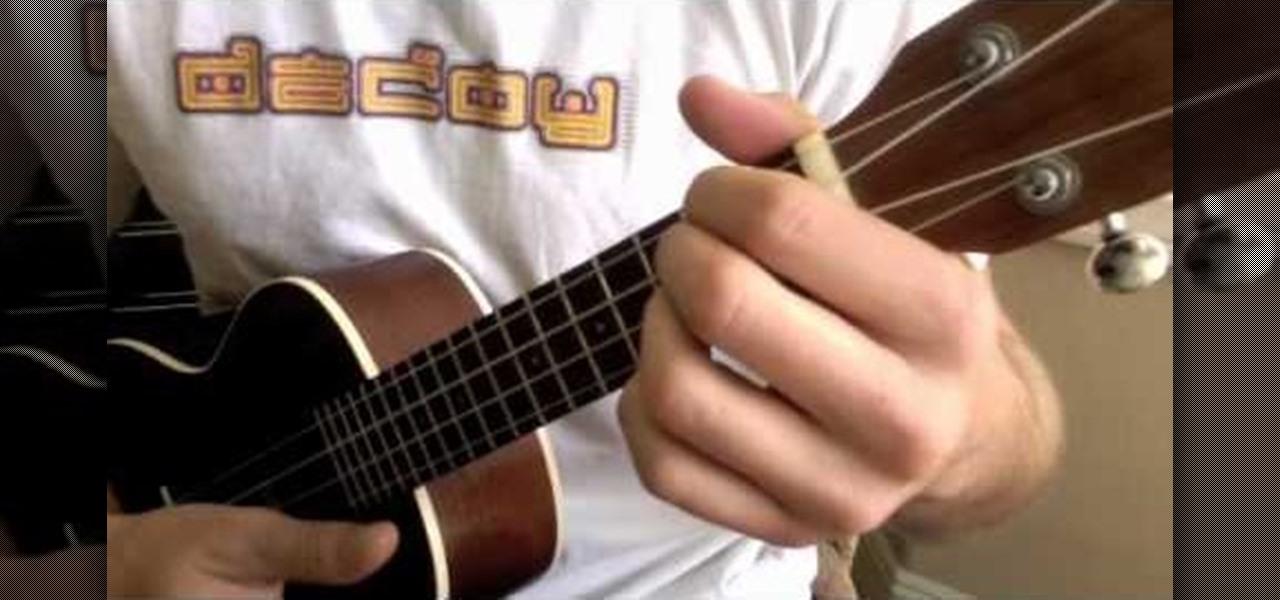 Ukulele Songs - Grow Old With You By Adam Sandler
