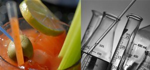 The Chemistry of a Perfect Bloody Mary