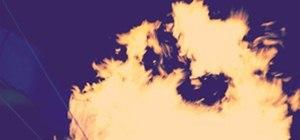 Propane Fireball