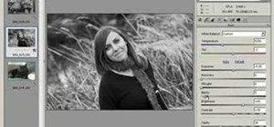 Achieve great black & white photos in Camera RAW