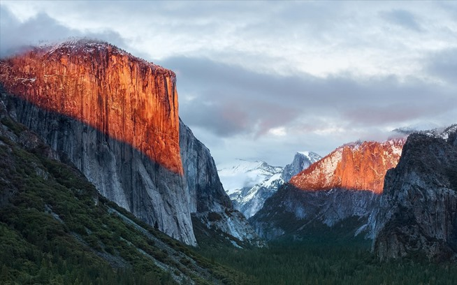 Ios X Yosemite And Ios 8 Wallpaper