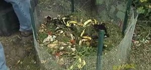 Build a compost pile for dummies