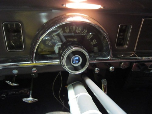 From Studebaker to Nanobaker: How to Add a Touch-Controlled, iPod Nano Sound System to Your Car