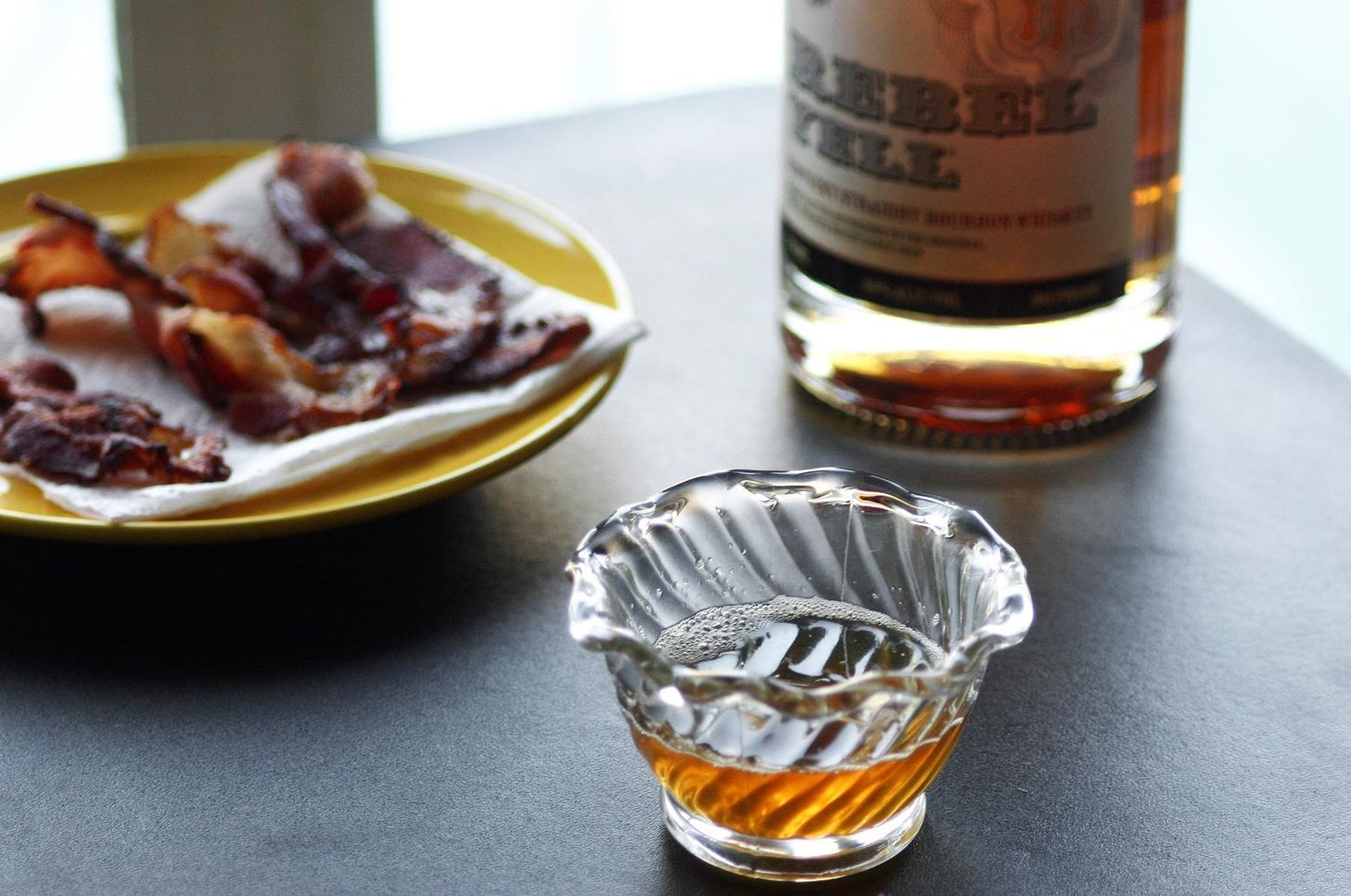 How to Make Irresistible Bacon Booze
