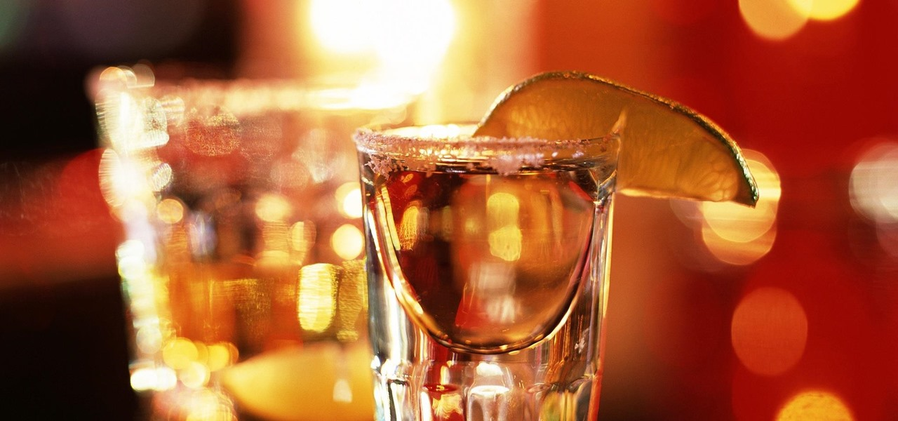 A Shot of Tequila Each Day Might Keep the Doctor Away