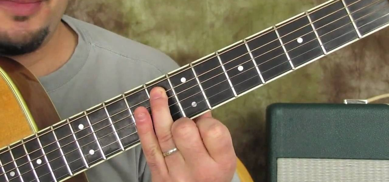 How to Play Zeppelin\'s Stairway to Heaven on acoustic guitar ...