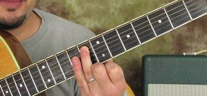 Play Zeppelin's Stairway to Heaven on acoustic guitar