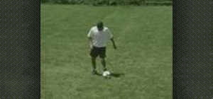 Practice the Consecutive Stepovers soccer drill