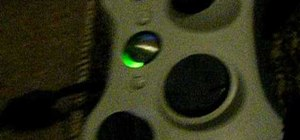 Use a wired XBox 360 controller to play PC games
