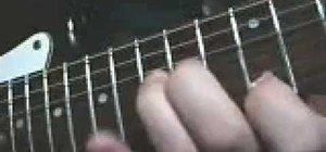 Play rock and blues solos on the guitar
