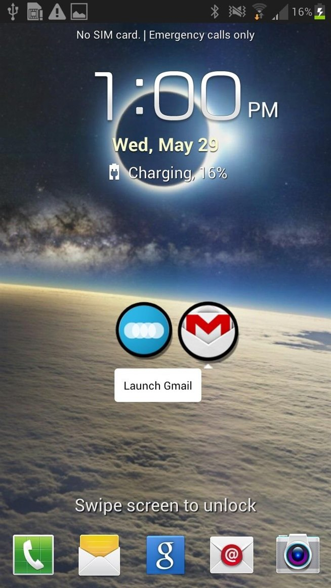 Samsung Galaxy S3 Notification Icons