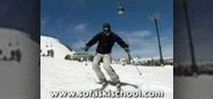 Carve for intermediate skiers