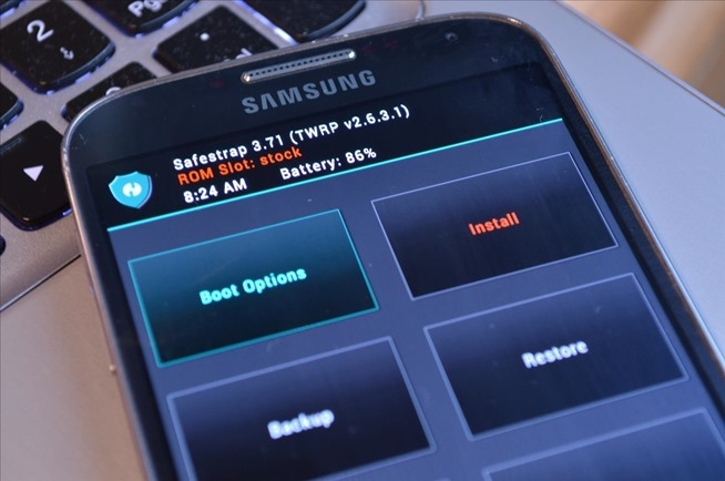 How to Install a Custom Recovery & New ROM on Your Bootloader-Locked